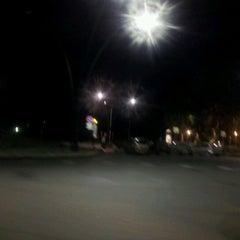 Photo taken at Via Francesco Caracciolo by Alessandro S. on 6/15/2012