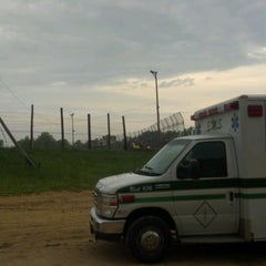 Photo taken at Moler Raceway Park by Dave Y. on 5/5/2012