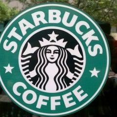 Photo taken at Starbucks by Alex L. on 5/9/2012