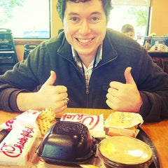 Photo taken at Chick-fil-A by Stacey M. on 4/6/2012