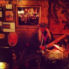 Photo taken at Gold Dust Lounge by Andy H. on 5/24/2012