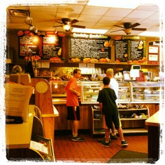 Photo taken at Schriefer's Deli by Jeffrey M. on 8/4/2012