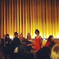 Photo taken at Plaza Theatre by Richard W. on 2/25/2012