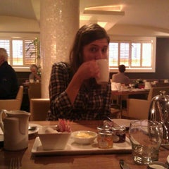 Photo taken at The Bloomsbury Hotel by Rand F. on 4/1/2012