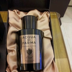 Photo taken at Boutique Acqua di Parma by Lulwa on 7/12/2012