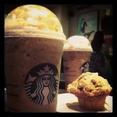 Photo taken at Starbucks by JuLiana R. on 4/23/2012