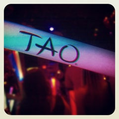 Photo taken at TAO Nightclub by Kevin H. on 6/8/2012