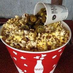 Photo taken at Regal Cinemas Alamo Quarry 16 by Rhiannon E. on 2/16/2012