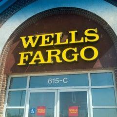 Photo taken at Wells Fargo by Sarah C. on 4/13/2012