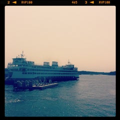 Photo taken at Orcas Island Ferry Terminal by Aaron W. on 7/6/2012