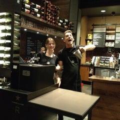 Photo taken at Starbucks by Tysa F. on 4/8/2012