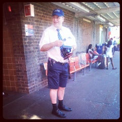 Photo taken at Hounslow Bus Station by Kathy M. on 7/24/2012