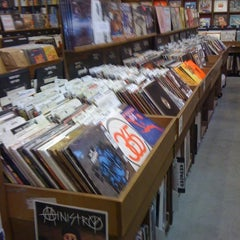 Photo taken at Twist & Shout Records by Abigail S. on 4/29/2012