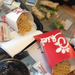 Photo taken at Chick-fil-A by Alexis S. on 6/22/2012