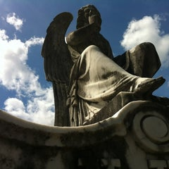 Photo taken at Lafayette Cemetery No. 1 by Tony C. on 6/18/2012
