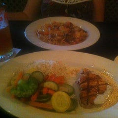 Photo taken at Bayou Grill by Mike B. on 8/31/2012