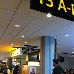 Photo taken at Gate 13A by David G. on 8/27/2012