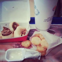 Photo taken at Burger King® by Briana C. on 5/21/2012
