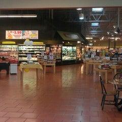 Photo taken at Marsh Supermarket by Stephen B. on 8/21/2011