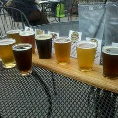 Photo taken at Lumberyard Brewing Co. by Jaime B. on 8/18/2011