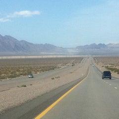 Photo taken at Highway 95 To Vegas by Alex G. on 3/25/2012