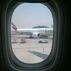 Photo taken at Terminal 3 المبنى by Layla H. on 9/12/2011