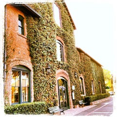 Photo taken at Stanford Barn by Meghdad R. on 9/2/2012