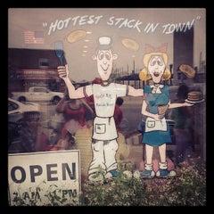 Photo taken at Uncle Bill's Pancake House by susan b. on 8/24/2012
