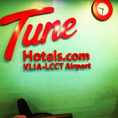 Photo taken at Tune Hotels by Gonggui A. on 6/17/2012