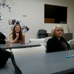 Photo taken at Paul Mitchell The School Dallas by Lauren M. on 2/17/2012