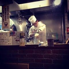 Photo taken at 刀削麺・火鍋 XI'AN ヨドバシAKIBA店 by Mizuho S. on 1/28/2012