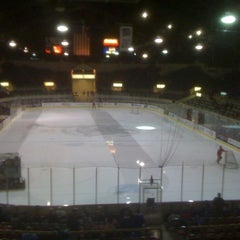 Photo taken at Indiana State Fairgrounds Coliseum by Dave M. on 2/5/2011