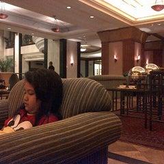 Photo taken at Beranda Rumpi Hotel Peninsula by Iman S. on 8/13/2012