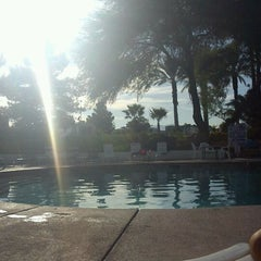 Photo taken at Oasis RV Resort by Pam M. on 10/31/2011
