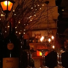 Photo taken at Convivium Osteria by Jen H. on 10/29/2011