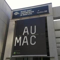 Photo taken at Musée d'art contemporain de Montréal (MACM) by Cory G. on 8/1/2012