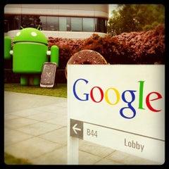 Photo taken at Googleplex by Scott Z. on 4/20/2011