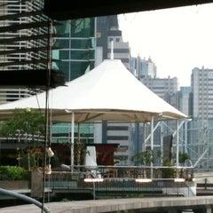 Photo taken at Plaza Semanggi Sky Dining by Reiner R. on 2/24/2012