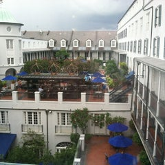 Photo taken at Royal Sonesta Hotel New Orleans by Shannon G. on 7/13/2012