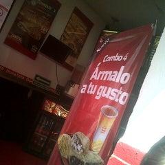 Photo taken at Gorditas Doña Tota by Alex V. on 9/8/2012