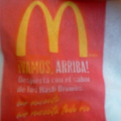Photo taken at McDonald's by Fatima G. on 2/2/2012
