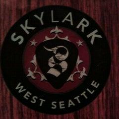 Photo taken at Skylark Cafe & Club by Jerome D. on 1/28/2012