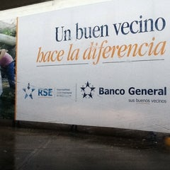 Photo taken at Banco General by Juan Antonio M. on 10/17/2011