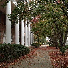 Photo taken at The University of Southern Mississippi by Brett B. on 11/14/2011