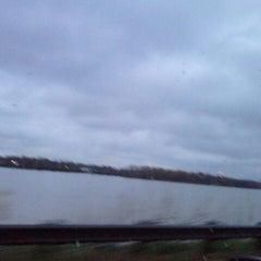 Photo taken at Ohio River by Kris T. on 11/15/2011
