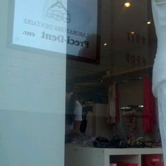 Photo taken at Boutique MUST by Josepf H. on 6/16/2012