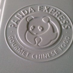 Photo taken at Panda Express by Lindsey R. on 10/30/2011