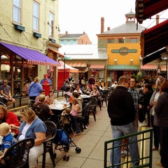 Photo taken at Findlay Market by Anita K. on 4/1/2012