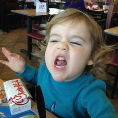 Photo taken at Chick-fil-A by Shanda C. on 1/16/2012