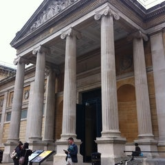 Photo taken at The Ashmolean Museum by MrJ on 9/25/2011